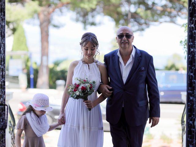 Le mariage de Graham et Maïlys à Roquebrune-Cap-Martin, Alpes-Maritimes 1
