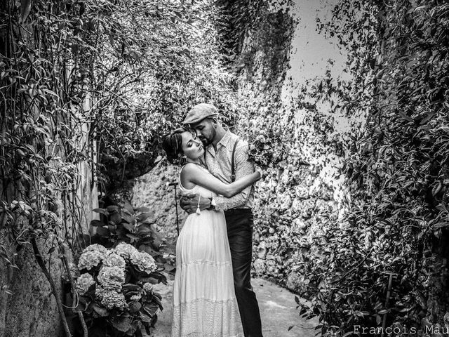 Le mariage de Graham et Maïlys à Roquebrune-Cap-Martin, Alpes-Maritimes 3
