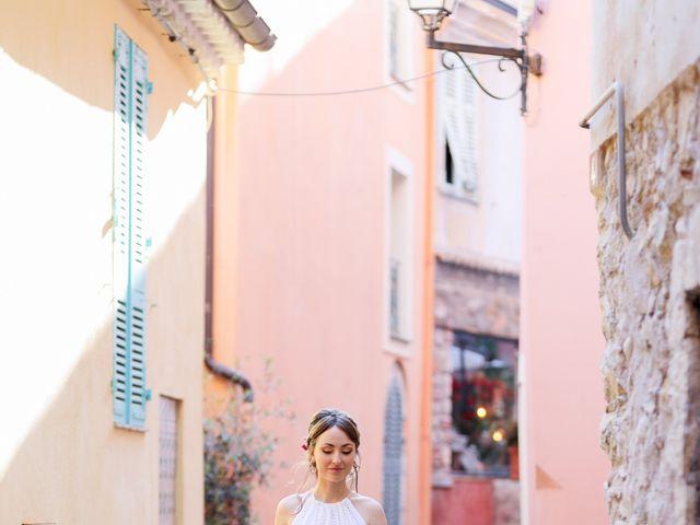 Le mariage de Graham et Maïlys à Roquebrune-Cap-Martin, Alpes-Maritimes 4