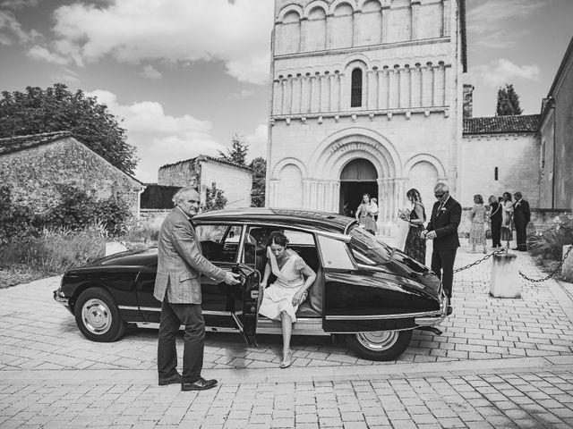 Le mariage de Yoann et Marion à Cognac, Charente 9