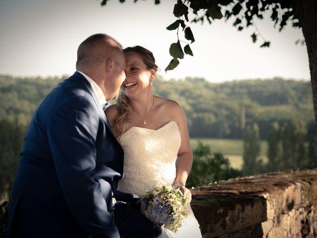 Le mariage de Franck et Lesley-Ann à Moulon, Gironde 4