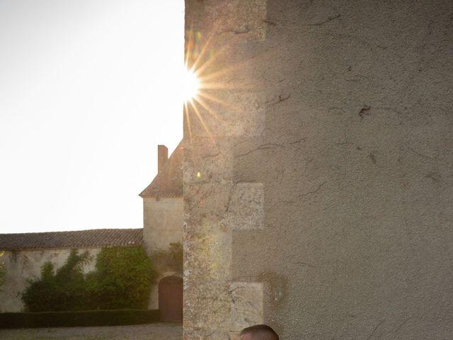 Le mariage de Franck et Lesley-Ann à Moulon, Gironde 7