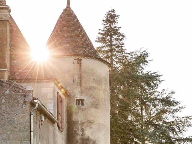 Le mariage de Franck et Lesley-Ann à Moulon, Gironde 8