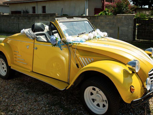 Le mariage de Franck et Lesley-Ann à Moulon, Gironde 22