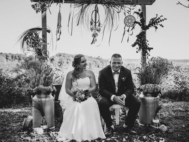 Le mariage de Franck et Lesley-Ann à Moulon, Gironde 27