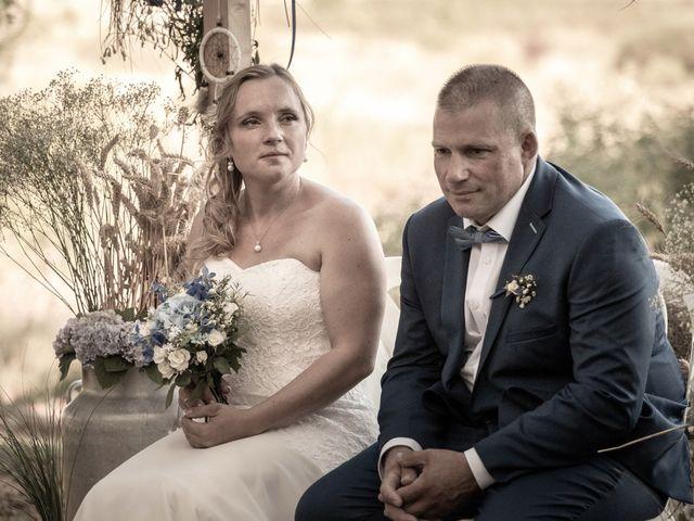 Le mariage de Lesley-Ann et Franck