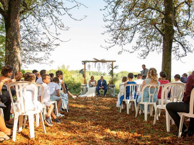 Le mariage de Franck et Lesley-Ann à Moulon, Gironde 28