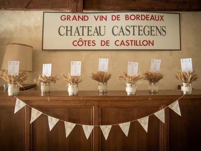 Le mariage de Franck et Lesley-Ann à Moulon, Gironde 33