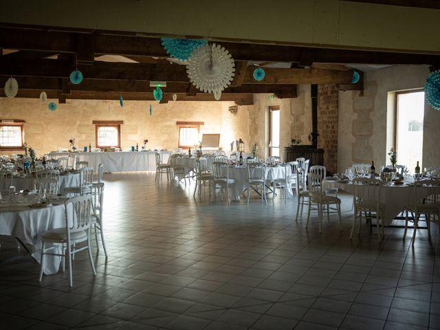 Le mariage de Franck et Lesley-Ann à Moulon, Gironde 34