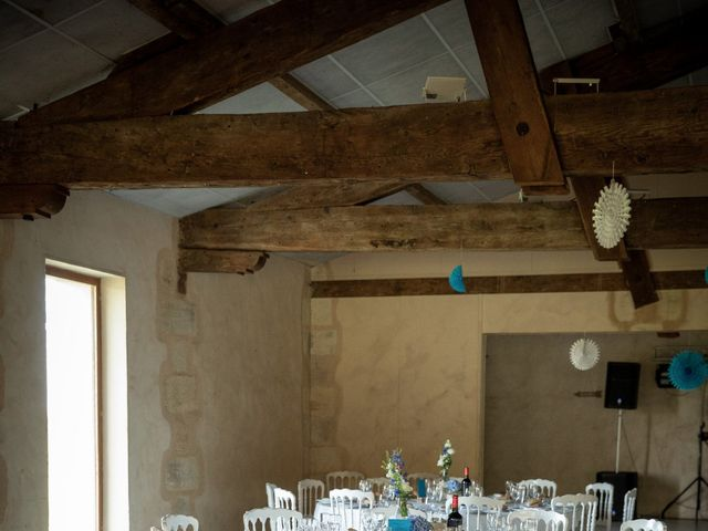 Le mariage de Franck et Lesley-Ann à Moulon, Gironde 36