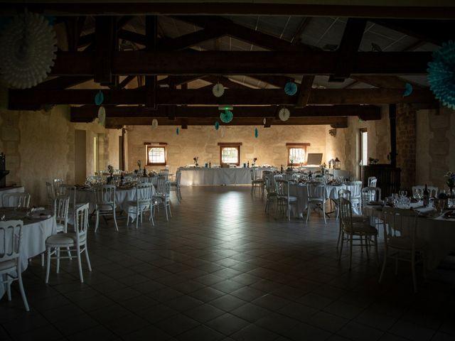 Le mariage de Franck et Lesley-Ann à Moulon, Gironde 37