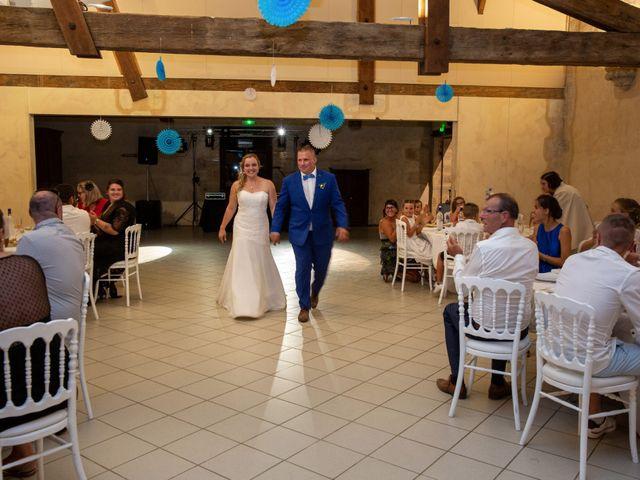 Le mariage de Franck et Lesley-Ann à Moulon, Gironde 44