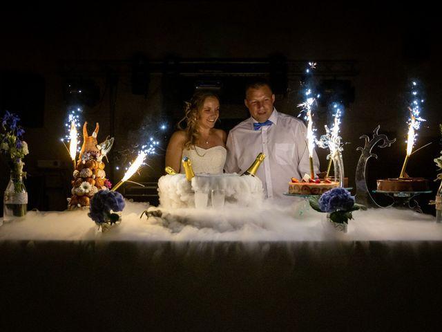 Le mariage de Franck et Lesley-Ann à Moulon, Gironde 52
