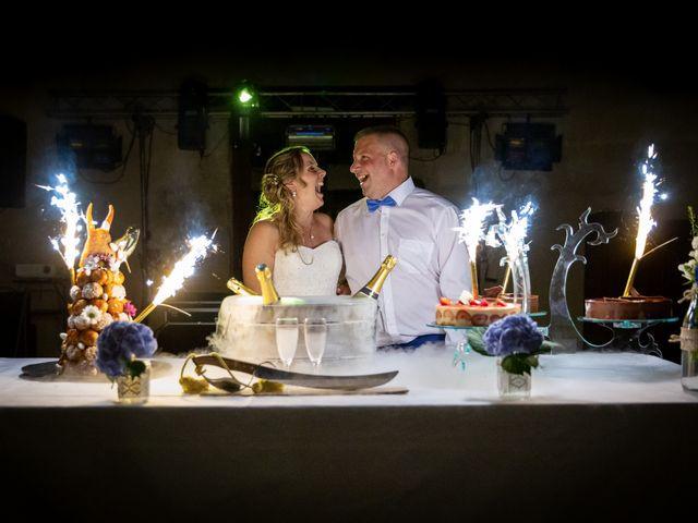 Le mariage de Franck et Lesley-Ann à Moulon, Gironde 53