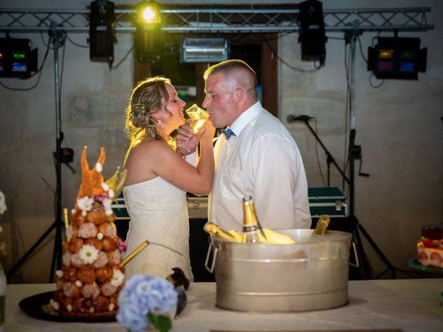 Le mariage de Franck et Lesley-Ann à Moulon, Gironde 55