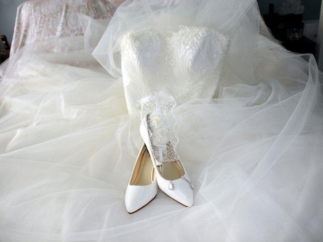 Le mariage de Yoann et Prescillia à Villeneuve-Loubet, Alpes-Maritimes 1