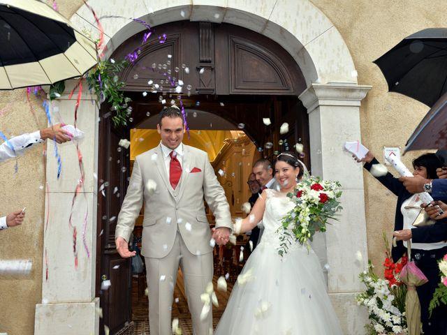 Le mariage de Yoann et Prescillia à Villeneuve-Loubet, Alpes-Maritimes 14