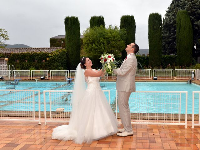 Le mariage de Yoann et Prescillia à Villeneuve-Loubet, Alpes-Maritimes 20