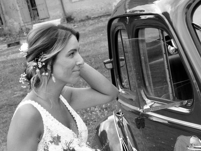 Le mariage de Jerôme et Elodie à Urzy, Nièvre 9