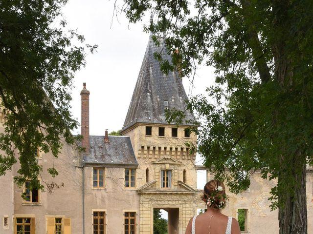 Le mariage de Jerôme et Elodie à Urzy, Nièvre 11