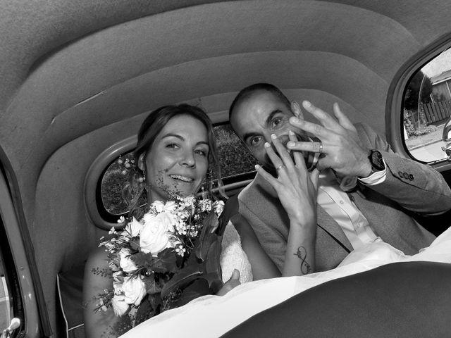 Le mariage de Jerôme et Elodie à Urzy, Nièvre 14
