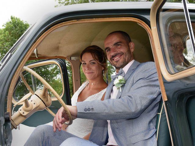 Le mariage de Jerôme et Elodie à Urzy, Nièvre 16
