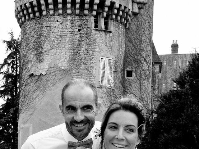 Le mariage de Jerôme et Elodie à Urzy, Nièvre 17