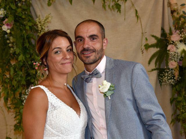 Le mariage de Jerôme et Elodie à Urzy, Nièvre 19