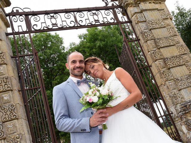 Le mariage de Jerôme et Elodie à Urzy, Nièvre 21