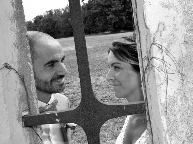 Le mariage de Jerôme et Elodie à Urzy, Nièvre 22