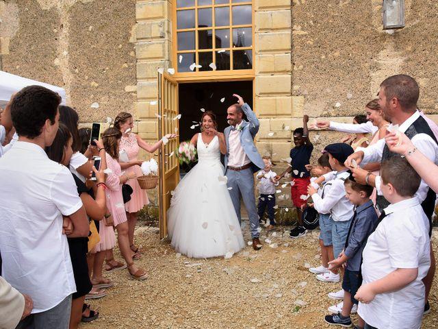 Le mariage de Jerôme et Elodie à Urzy, Nièvre 23