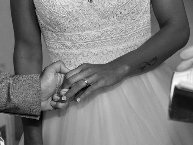 Le mariage de Jerôme et Elodie à Urzy, Nièvre 24