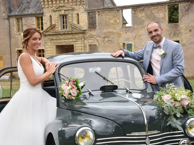 Le mariage de Jerôme et Elodie à Urzy, Nièvre 25