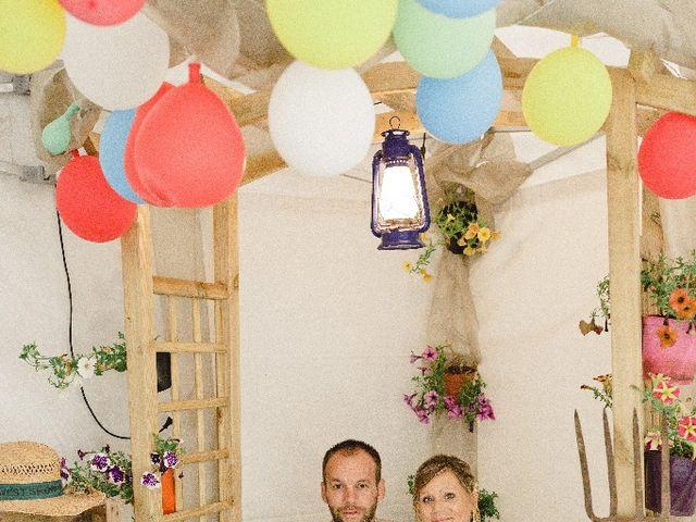 Le mariage de Rudy et Audrey  à Plumelec, Morbihan 7