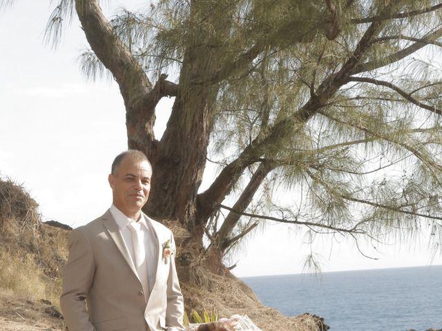 Le mariage de claude et lucile à Saint-Philippe, La Réunion 6
