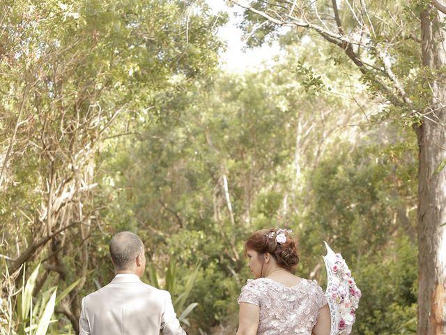 Le mariage de claude et lucile à Saint-Philippe, La Réunion 7