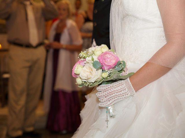 Le mariage de Benjamin et Melanie à Uzès, Gard 19