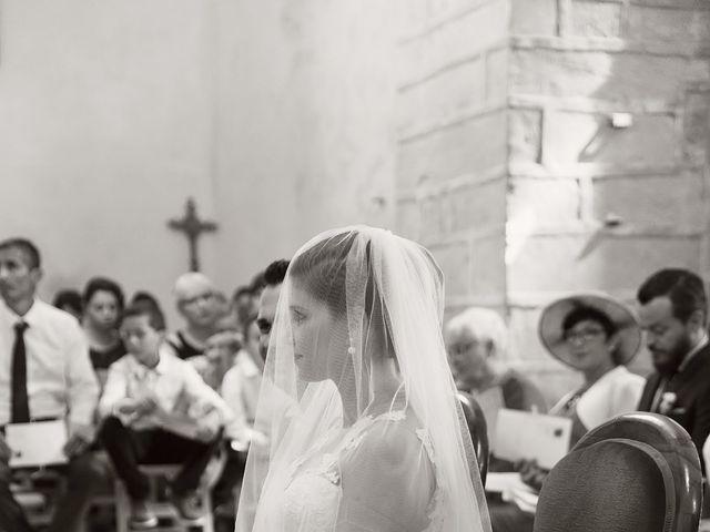 Le mariage de Benjamin et Melanie à Uzès, Gard 20