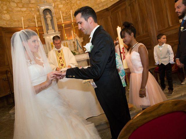 Le mariage de Benjamin et Melanie à Uzès, Gard 23