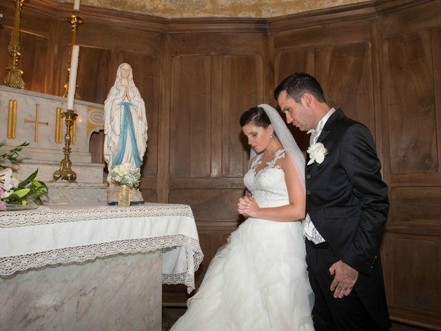 Le mariage de Benjamin et Melanie à Uzès, Gard 27