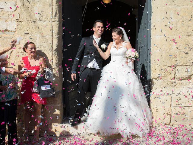 Le mariage de Benjamin et Melanie à Uzès, Gard 30