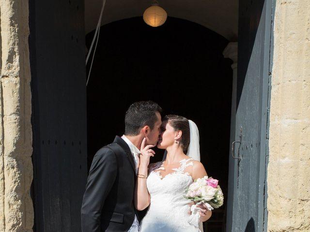Le mariage de Benjamin et Melanie à Uzès, Gard 31