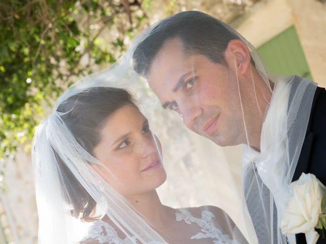 Le mariage de Benjamin et Melanie à Uzès, Gard 33