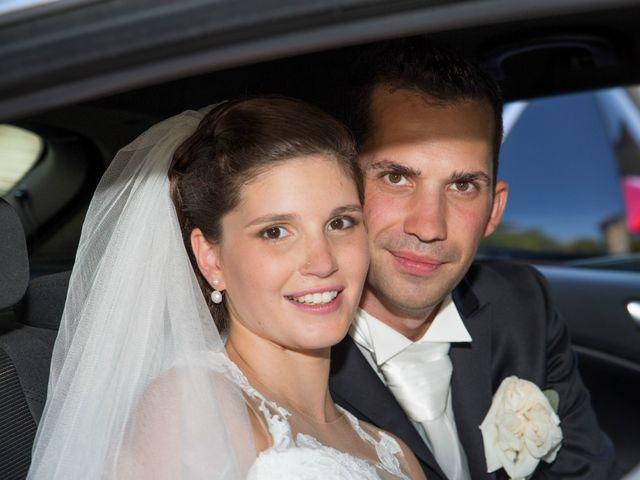 Le mariage de Benjamin et Melanie à Uzès, Gard 34