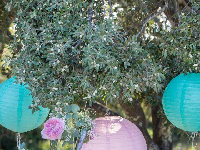 Le mariage de Benjamin et Melanie à Uzès, Gard 2