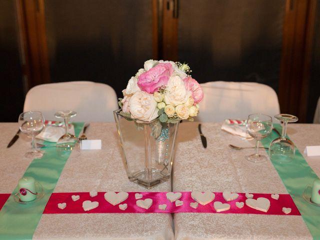 Le mariage de Benjamin et Melanie à Uzès, Gard 45