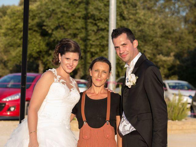 Le mariage de Benjamin et Melanie à Uzès, Gard 48