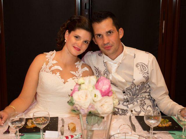 Le mariage de Benjamin et Melanie à Uzès, Gard 55