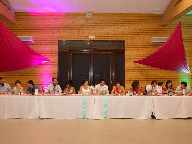 Le mariage de Benjamin et Melanie à Uzès, Gard 56