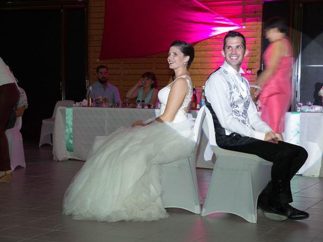 Le mariage de Benjamin et Melanie à Uzès, Gard 57